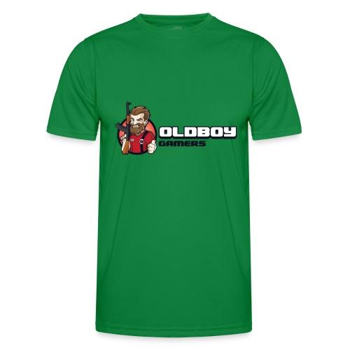 Oldboy Gamers Fanshirt - Funksjons-T-skjorte for menn