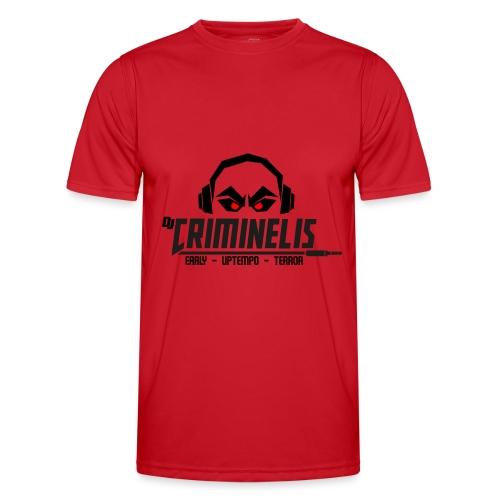 criminelis - Functioneel T-shirt voor mannen