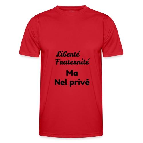 Libertè - Maglietta sportiva per uomo