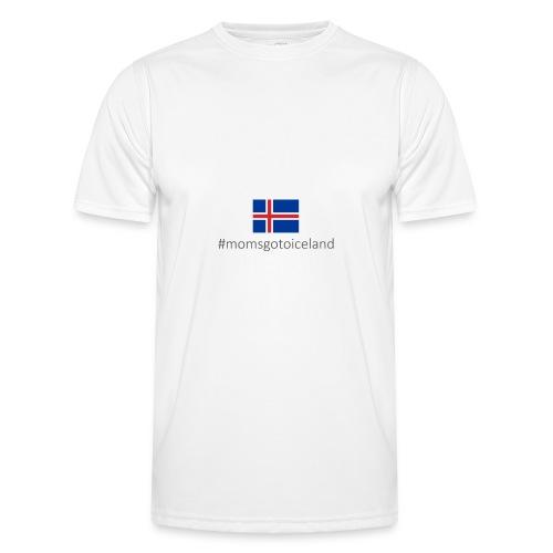 Iceland - Men's Functional T-Shirt