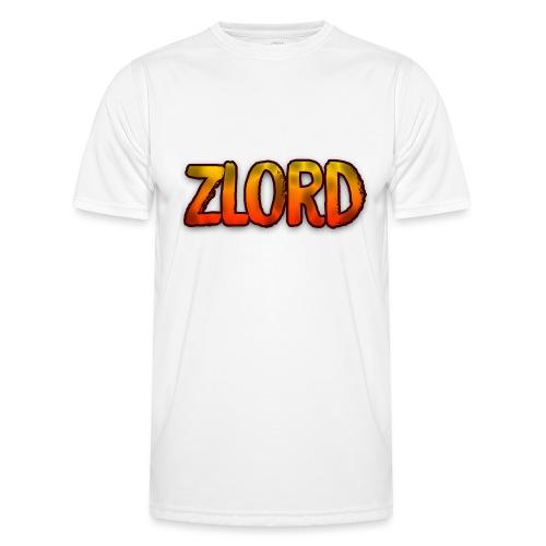 YouTuber: zLord - Maglietta sportiva per uomo