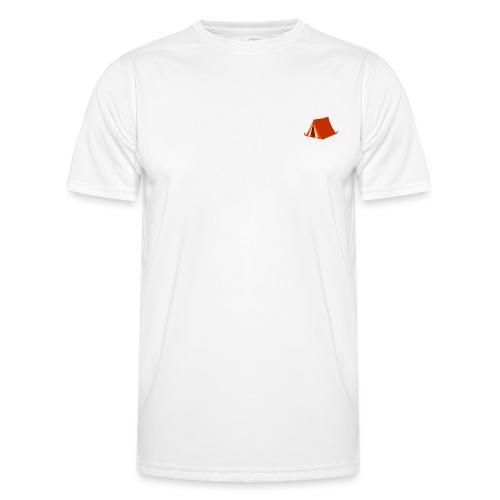 unser zelt - Männer Funktions-T-Shirt