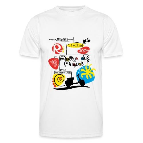Rallye du Muguet 2009 - T-shirt sport Homme