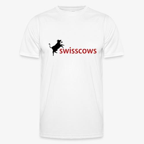 Swisscows - Männer Funktions-T-Shirt