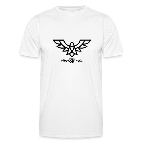 Text & Logo - Men's Functional T-Shirt