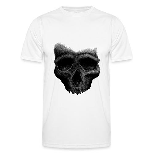 Simple Skull - T-shirt sport Homme