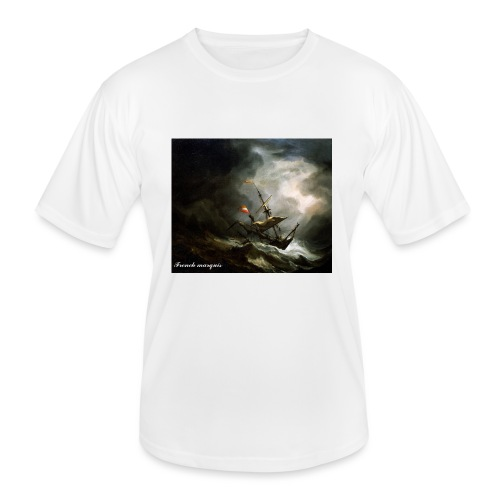 T-shirt French marquis Storm - T-shirt sport Homme