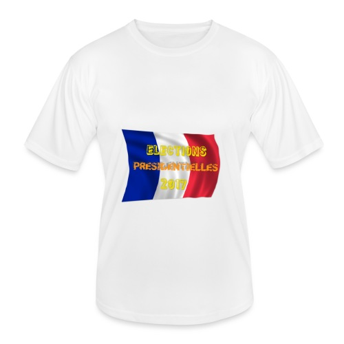ELECTIONS 2017 - T-shirt sport Homme