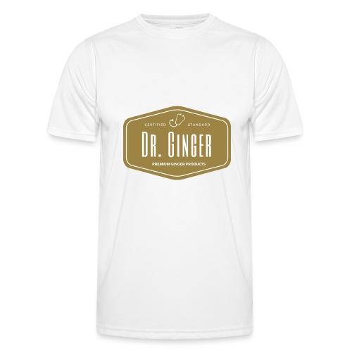 Dr. Ginger - Männer Funktions-T-Shirt