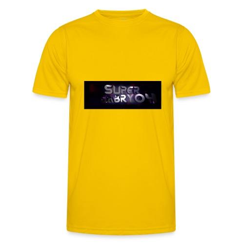 SUPERGABRY04 - Maglietta sportiva per uomo