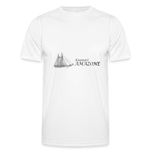vessel-png - Miesten tekninen t-paita