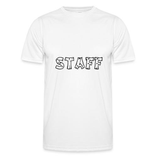 STAFF - Maglietta sportiva per uomo