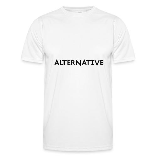 Im Hoodie White - Funkcjonalna koszulka męska