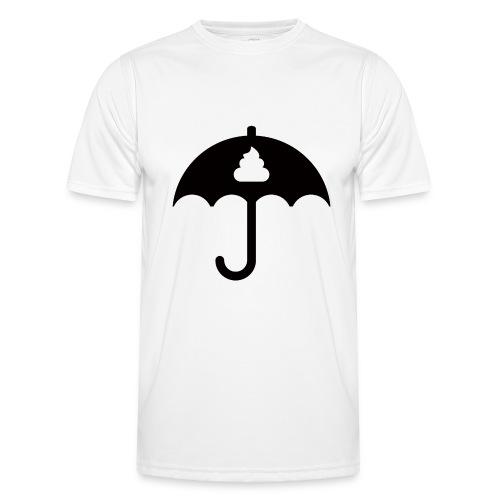 Shit icon Black png - Men's Functional T-Shirt