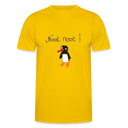 NOOWT NOOWT - Functioneel T-shirt voor mannen