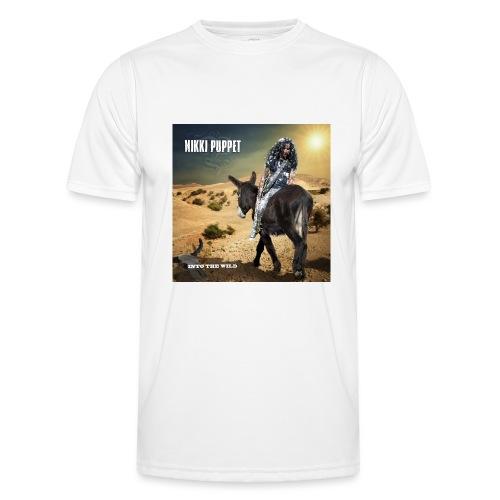 NIKKI PUPPET INTO THE WILD - Männer Funktions-T-Shirt