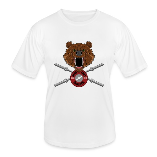 Bear Fury Crossfit - T-shirt sport Homme
