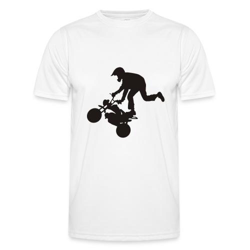 Monkey keulii - Miesten tekninen t-paita