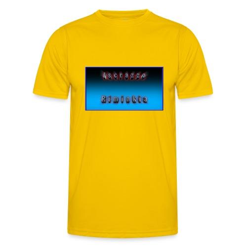 Tappetino per Mouse - Maglietta sportiva per uomo