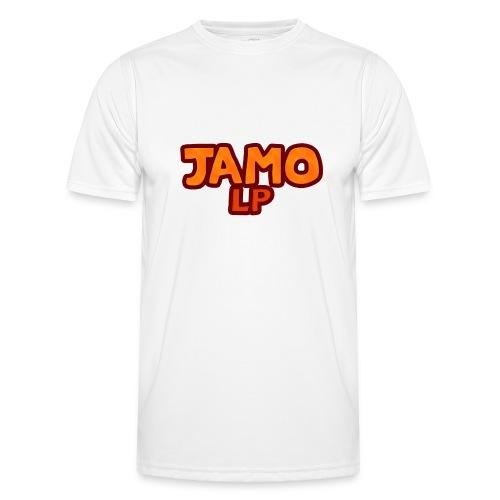 JAMOLP Logo Mug - Funktionsshirt til herrer