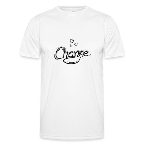 Änderung der Merch - Männer Funktions-T-Shirt