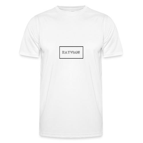 RayViani - T-shirt sport Homme