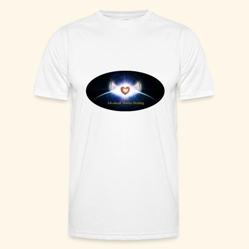 AMH Symbol - Männer Funktions-T-Shirt