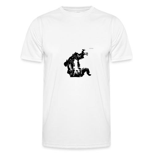 Jutsu v2 - Functioneel T-shirt voor mannen