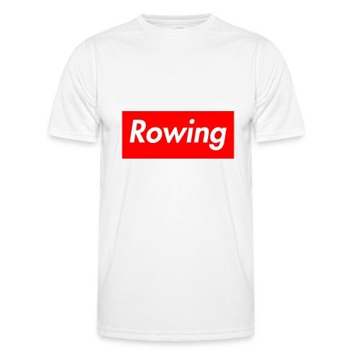 ROWING - Männer Funktions-T-Shirt