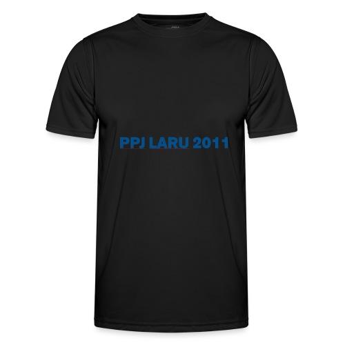 Teksti ilman seuran logoa - Miesten tekninen t-paita