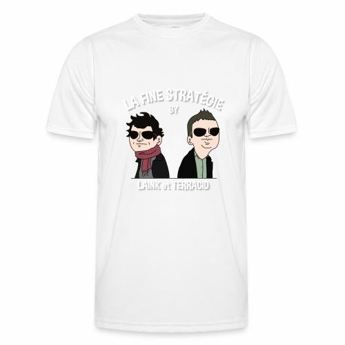 lafinestratégie - T-shirt sport Homme