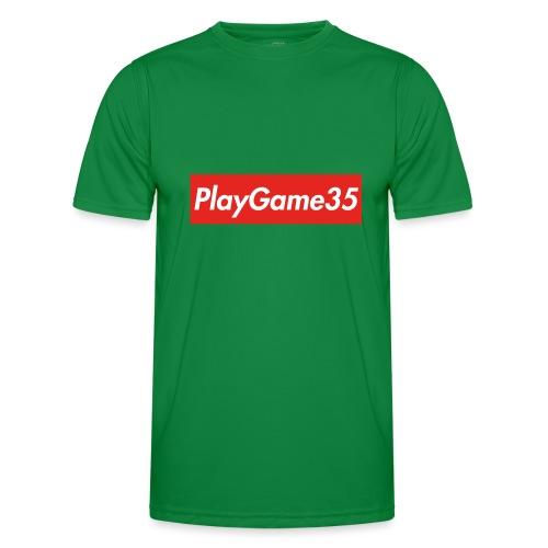 PlayGame35 - Maglietta sportiva per uomo