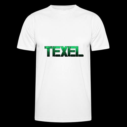 Texel - Functioneel T-shirt voor mannen