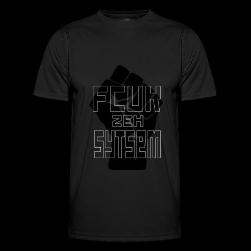 fcuk zeh sytsem - Functioneel T-shirt voor mannen