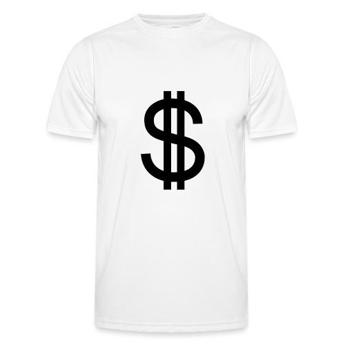 Dollar - Camiseta funcional para hombres