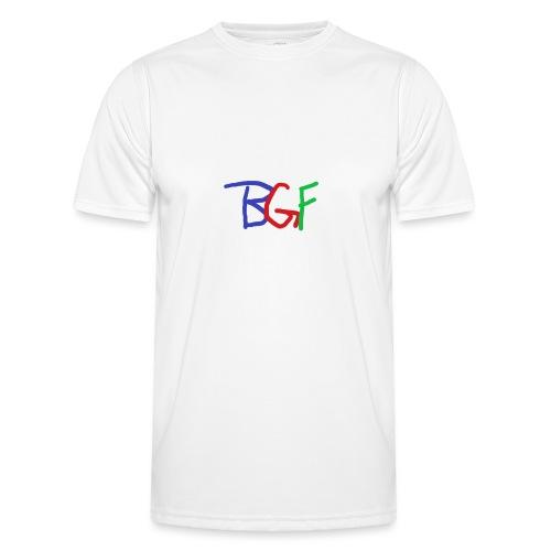 The OG BGF logo! - Men's Functional T-Shirt