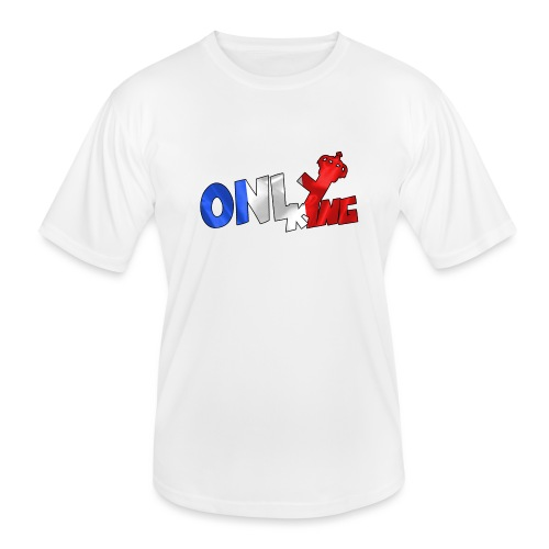 Logo ONLY KING edition francaise - T-shirt sport Homme