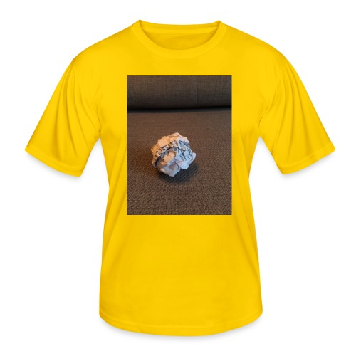 Jeg skal lave et projekt i billedkunst - Funktionsshirt til herrer