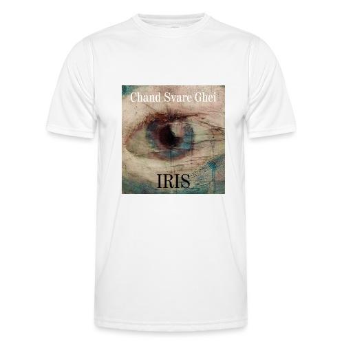 Iris - Funksjons-T-skjorte for menn
