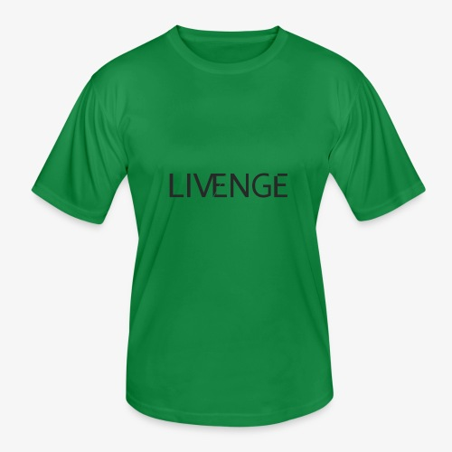 Livenge - Functioneel T-shirt voor mannen