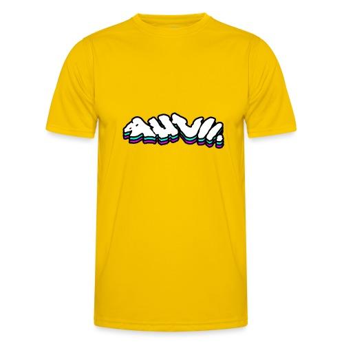 AHVII   Get Spacey - Functioneel T-shirt voor mannen