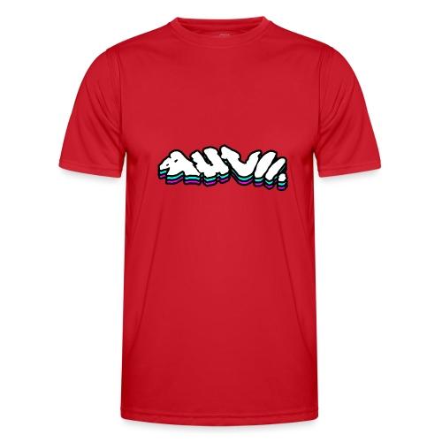 AHVII | Get Spacey - Functioneel T-shirt voor mannen
