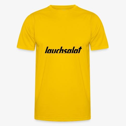 lauchsalat - Männer Funktions-T-Shirt