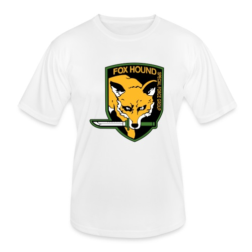 Fox Hound Special Forces - Miesten tekninen t-paita