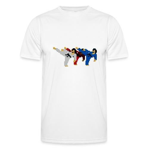 8 bit trip ninjas 2 - Men's Functional T-Shirt