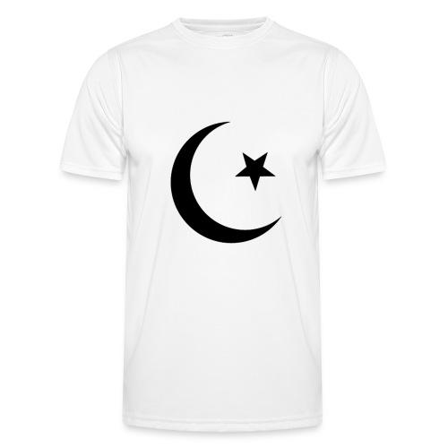 islam-logo - Men's Functional T-Shirt