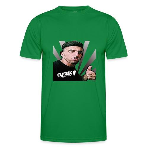 Enomis t-shirt project - Men's Functional T-Shirt
