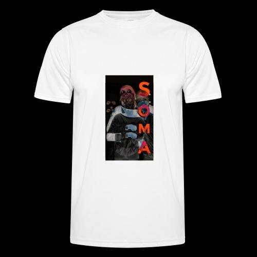 S O M A // Design - Functioneel T-shirt voor mannen