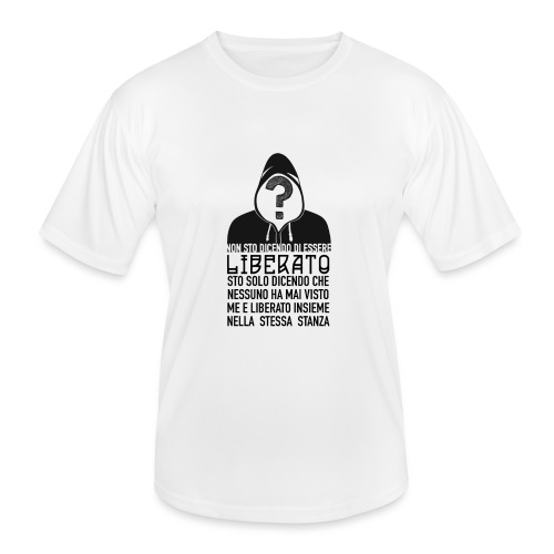 Napoletano Liberato - Maglietta sportiva per uomo