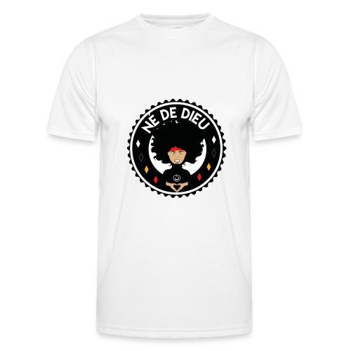 ne de Dieu - T-shirt sport Homme